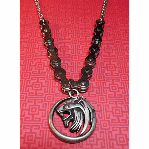 """Breaker Anointing"" Unisex Prophetic Necklace"