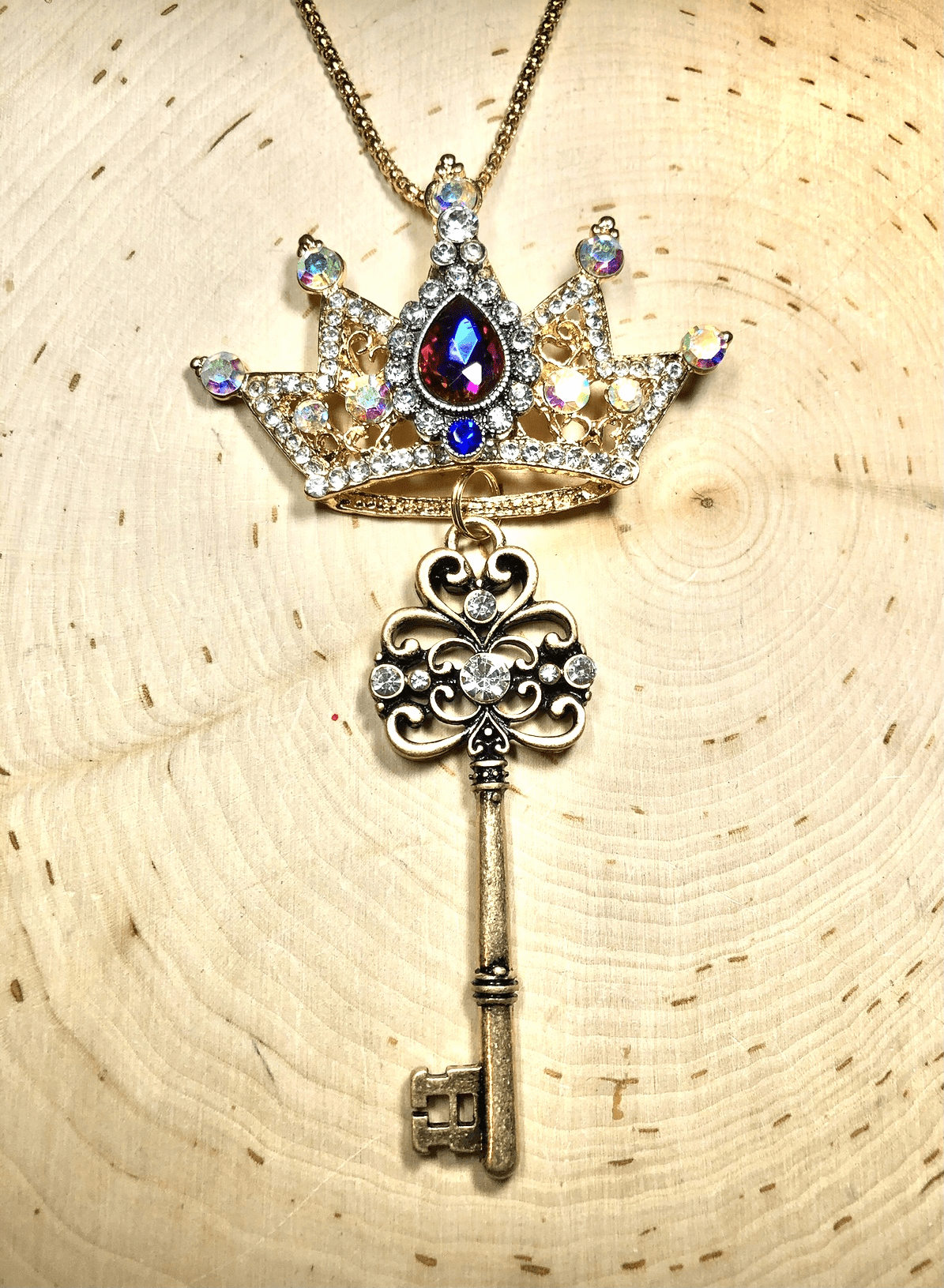 Queen Esther's Crown from the King! Necklace