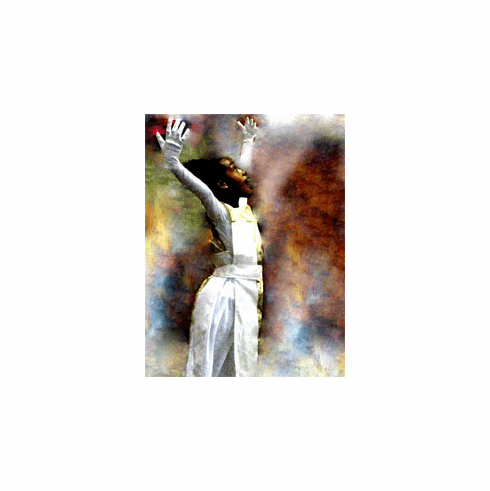 SING UNTO THE LORD A NEW SONG. 8.5 X 11 PRINT