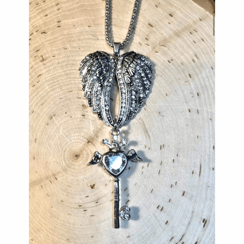 The Visionary's Key necklace