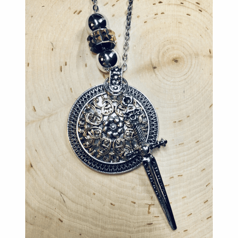 Warrior of Valor! Prophetic Necklace