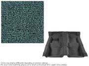 1962-1967 NOVA CARPET SET 2 DOOR AQUA
