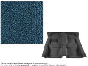 1962-1967 NOVA CARPET SET 2 DOOR BRIGHT BLUE