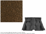1962-1967 NOVA CARPET SET 2 DOOR DARK SADDLE