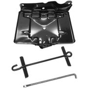 1964 1965 CHEVELLE BATTERY TRAY AND RETAINER KIT