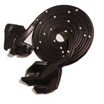1964-1965 CHEVELLE DOOR OPENING WEATHERSTRIP,COUPE OR CONVERTIBLE