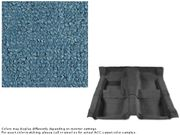 1964-1967 EL CAMINO CARPET SET IN MEDIUM BLUE