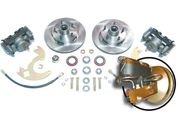 1964-1972 EL CAMINO DISC BRAKE CONVERSION KIT FOR 14 WHEELS 9 BOOSTER