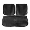 1964 Chevelle Front Bench Seat Covers Black
