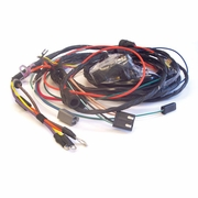 1965 1966 Chevelle Engine Harness, Small Block With Gauges