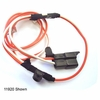 1966 Chevelle Console Extension Harness, Automatic
