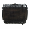 1968-1972 Chevelle 4 Row Heavy Duty Radiator For Manual Trans