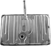 1968-69 Chevelle Galvanized Fuel Tank without EEC