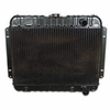 1968-72 Chevelle 4 Row Heavy Duty Radiator Manual Trans