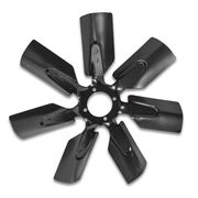 .1969 1972 CHEVELLE COOLING FAN WITH 7 BLADES FOR LONG WATER PUMP