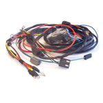 1969 Chevelle Hei Engine Harness SB W/ Warning Lights & Idle Stop