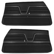 1969 EL CAMINO DOOR PANELS SADDLE