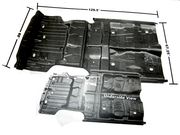 1971-72 Chevelle Trunk To Floor Pan