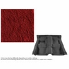 1978-1988 G-BODY CARPET DARK RED