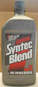 CASTROL SYNTEC BLEND SAE 20W-50 MOTOR OIL(QUANITY 5 QTS)