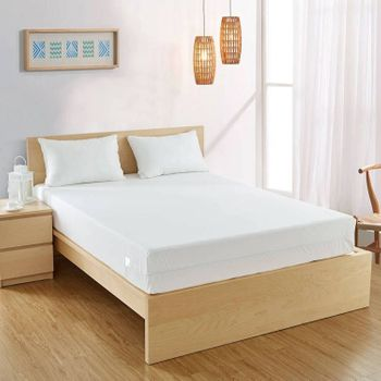 BedBug Solution Basic Zippered Mattress Covers - Bed Bug Proof & Waterproof Protection