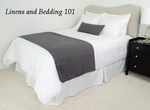 Bedding and Linens 101