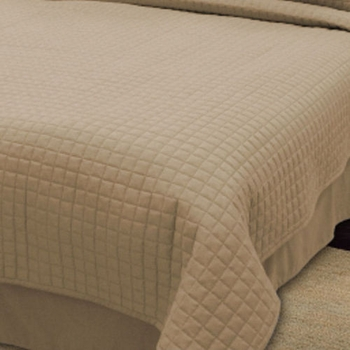 Queen Box Quilted Coverlets - Throw Style - Soft, Durable, Easy-Care