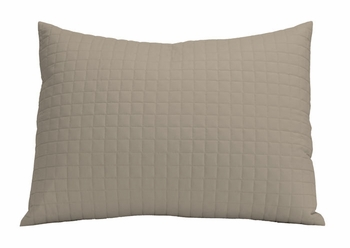 "Pillow Shams - Standard & King - 1"" Box Quilted Front, Envelope Back"