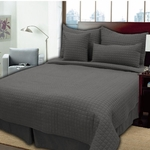 King Coverlet Sets - Quilted Bedding Collection