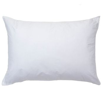 Martex Ultra Touch Pillows - Firm, Economical, Microfiber Cover, Garnetted Fill