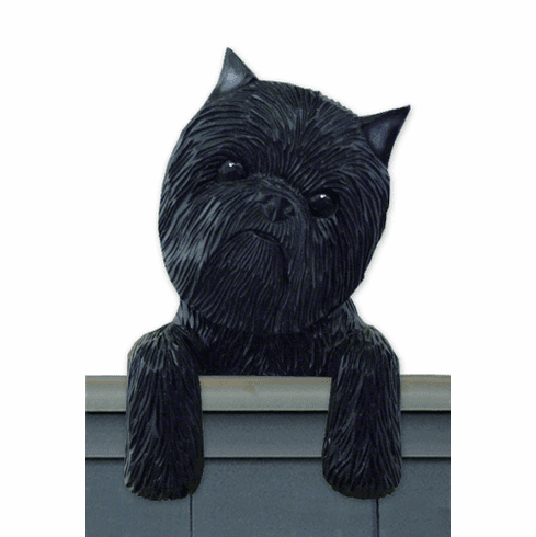 Affenpinscher Door Topper