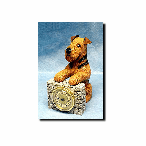 Airedale Mantle Clock