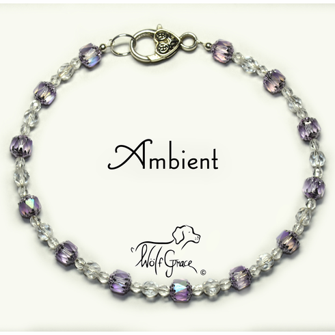 <b>Ambient Necklace for Dogs <br>(Matching Human Necklace Available!)</b>
