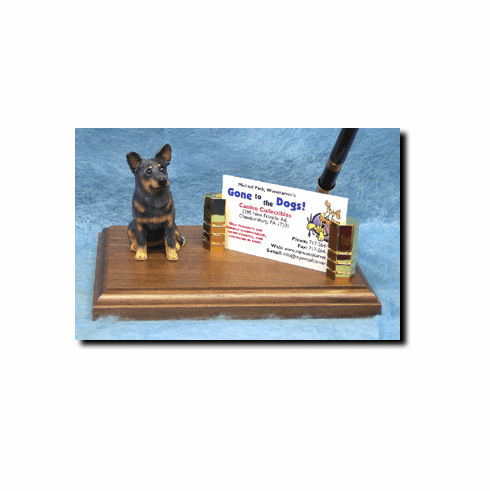 Australian Cattle Dog Deluxe Desk Set