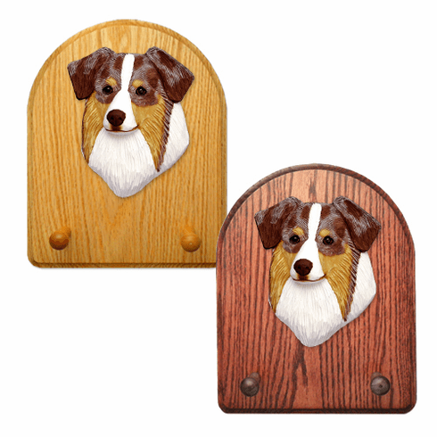 Australian Shepherd Key Rack-Red Merle
