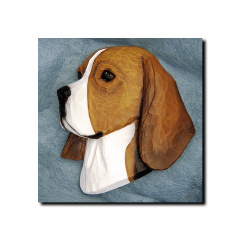 Beagle Paperweight