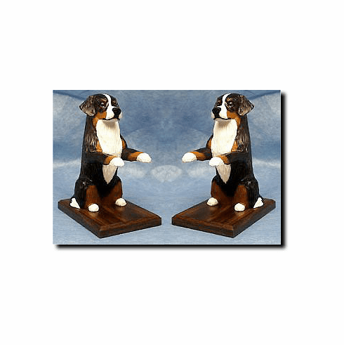 Bernese Mountain Dog Bookends
