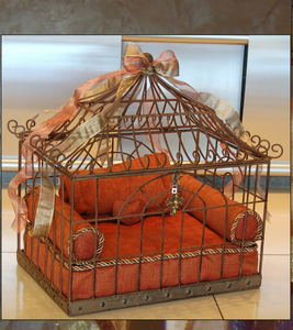 Bodacious Birdcage  Pet Bed-One of a Kind