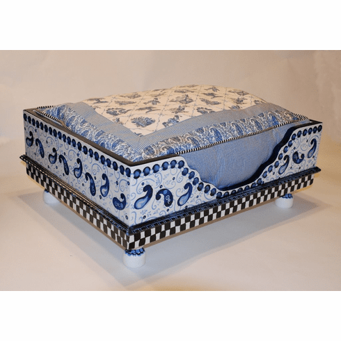 Blue Willow Dog Bed [JKB]