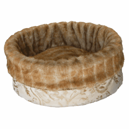 Bodacious Bucket™-Majestic Gold with Gold Pelted Fur