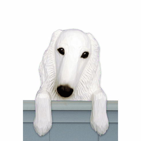 Borzoi Door Topper