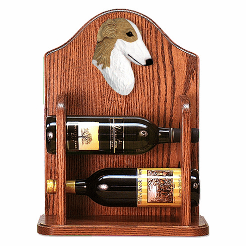 Borzoi Wine Rack -Bi