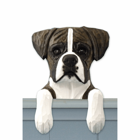 Boxer Natural Door Topper