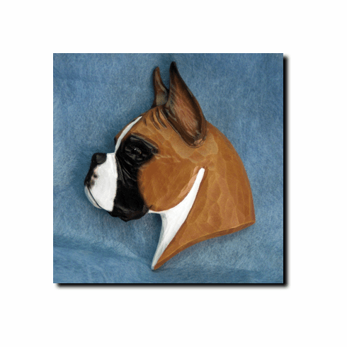 Boxer Paperweight