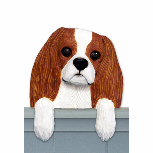 Cavalier King Charles Door Topper