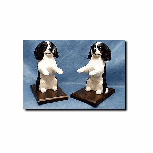 Cavalier King Charles Spaniel Bookends