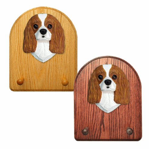 Cavalier King Charles Spaniel Key Rack-Blenheim