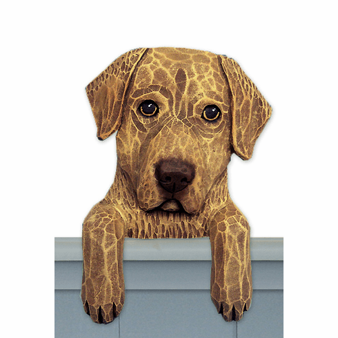Chesapeake Bay Retriever Door Topper
