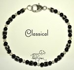 <b>Classical Necklace for Dogs <br>(Matching Human Necklace Available!)</b>