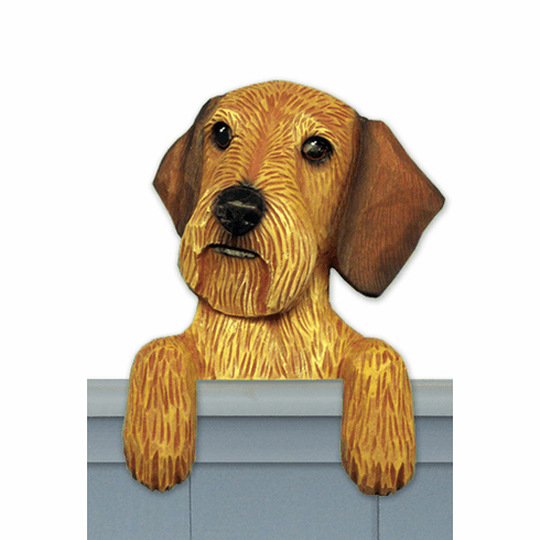 Dachshund Wirehair Door Topper
